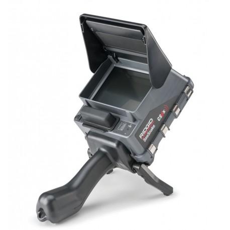 Цифровые записывающие мониторы SeeSnake® CS6x и CS6xPak с Wi-Fi