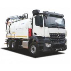 Вакуумная цистерна Mercedes-Benz Arocs 3336K / 6x4 / 3900