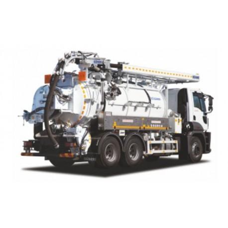 Ford Trucks 2533 DC / 4250 мм
