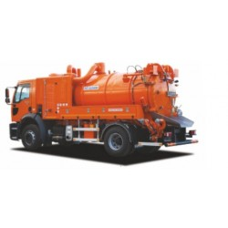 Вакуумная цистерна Ford Cargo 1832 / 4250 мм