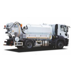 Гидродинамическая прочистка Ford Trucks 1833 DC / 4250 мм