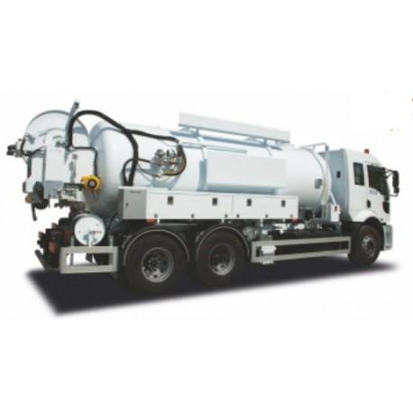 Гидродинамическая прочистка Ford Cargo 2532 / 4750 мм