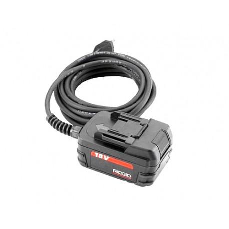 Сетевой адаптер 220/18 В для пресс-инструмента Ridgid RP 340