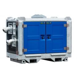 Дизельный мобильный насосный агрегат BA75 D220