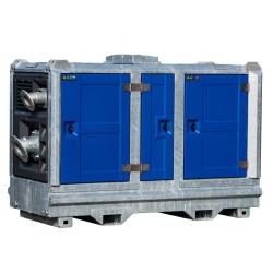 Дизельный мобильный насосный агрегат BA80H D290
