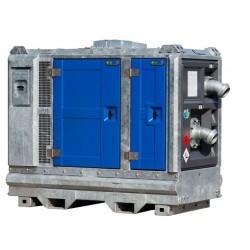 Дизельный насосный агрегат BA100K D193