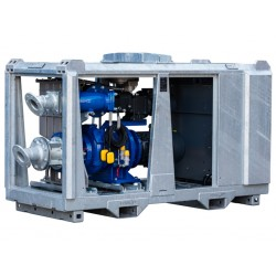 Электрический насосный агрегат BA100E D265
