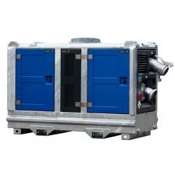 Дизельный насосный агрегат BA150E D285