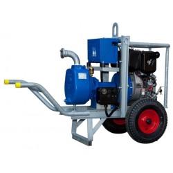 Дизельный насосный агрегат B60-220