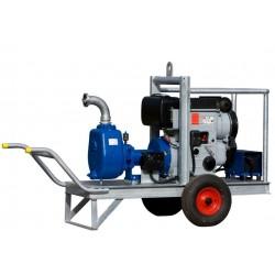 Дизельный насосный агрегат B70-250