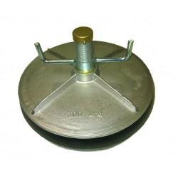 Алюминиевые пробки для проверки слива