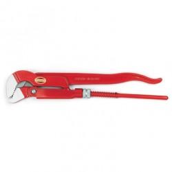 Ключ с парной рукояткой (модель с «S» - образными губками)
