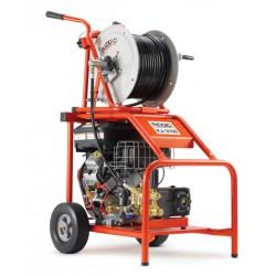 Гидродинамическая прочистная машина KJ-3100
