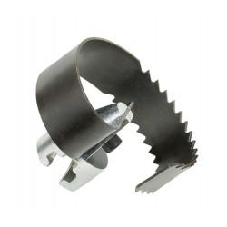 Насадка нож спиральный зубчатый T-4